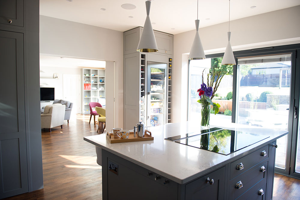 Interior design brighton residential and commercial sussex south east by georgina gibson Kitchen design of sevenoaks